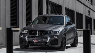 LIGHTWEIGHT BMW X4 is Dressed to Impress