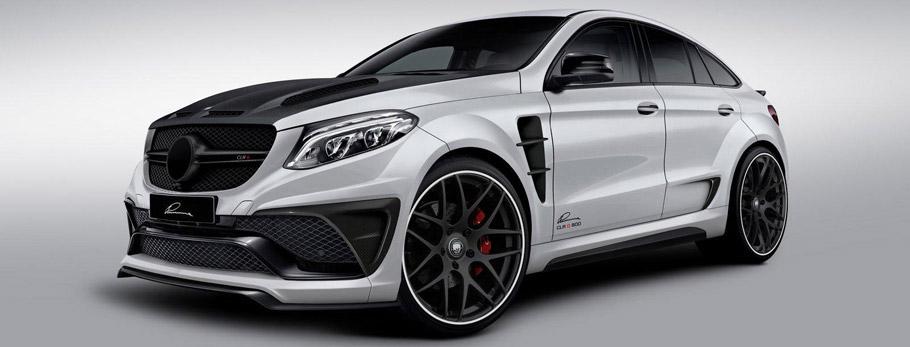 LUMMA Mercedes-Benz GLE Coupe CLR G 800