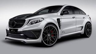 LUMMA Design to Present Mercedes-Benz GLE Coupe CLR G 800 in Frankfurt