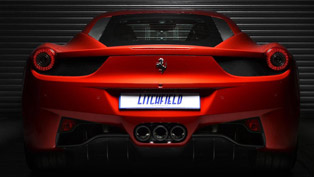 lithfield bring even more confidence for ferrari 458