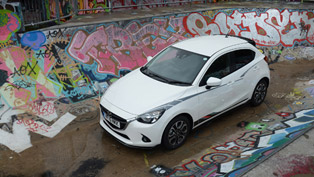 Mazda2 Gets Ingenious Sport Black Special Edition