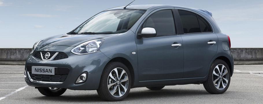 Nissan Micra N-TEC Side View