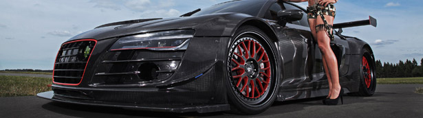 RECON MC8 is Here! Meet a Very Special 1000HP Audi R8 by Potter & Rich