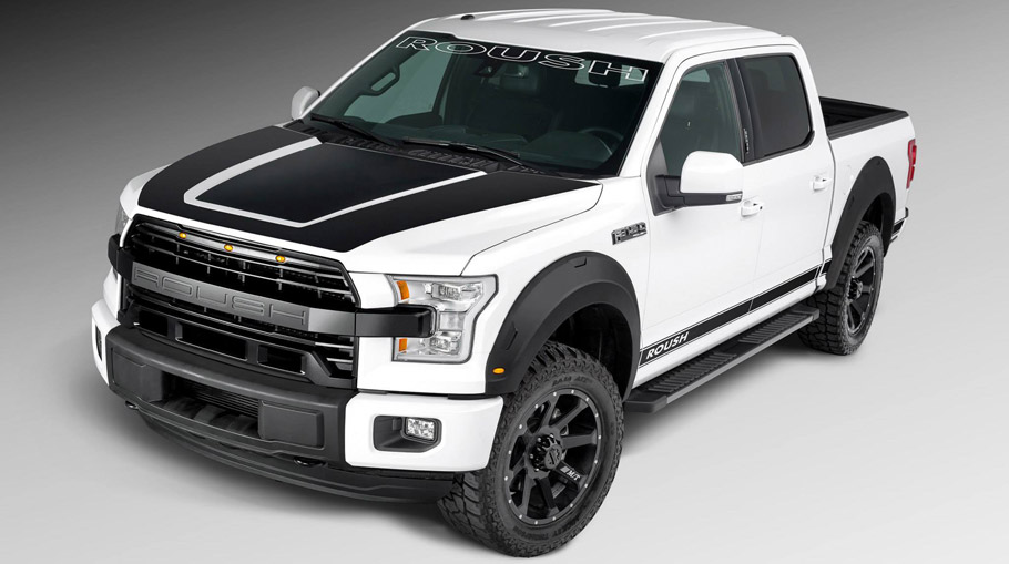 ROUSH F-150 Front View