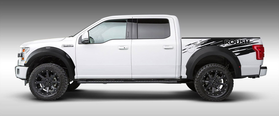 ROUSH F-150 Side View