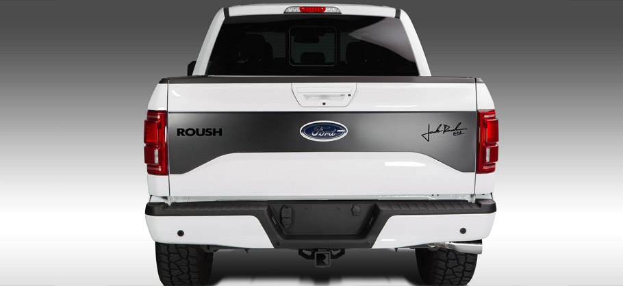 ROUSH F-150 Rear View