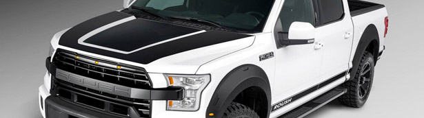 ROUSH Performance Proudly Introduces ROUSH F-150