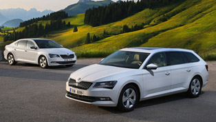 How Green is the 2015 Skoda Superb GreenLine?