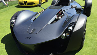 2016 BAC Model Year Mono: Is it Vehicle for Earth's Roads or Is It for Moon Hiking?