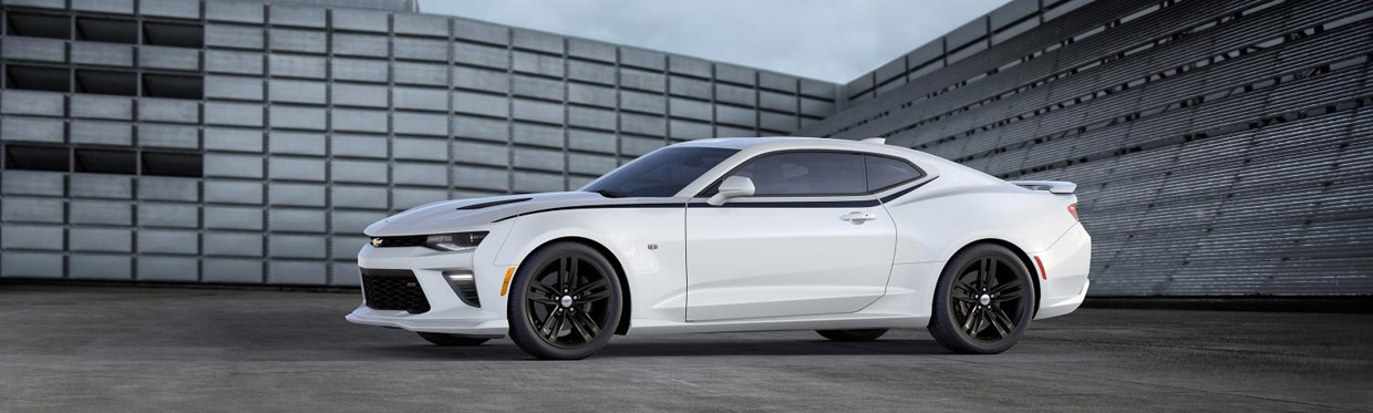 2016 Chevrolet Camaro Side View