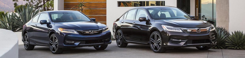 2016 Honda Accord Coupe and Sedan Facelift