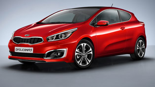 2016 Kia cee'd Comes With Special Upgrades for a Special Celebration!