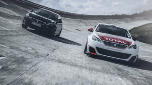 Peugeot Reveals 308 Racing Cup Edition Based on 308 GTi [VIDEO]
