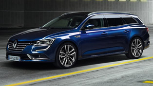 2016 Renault Talisman Estate: Are Two Talismans Enough?