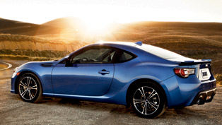 Subaru Announced Details for 2016 BRZ Lineup