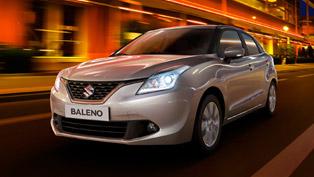 Frankfurt Motor Show Meets Suzuki Baleno
