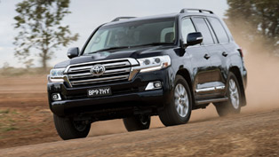 Toyota Announces Substantial Changes for 2016 Land Cruiser Facelift [VIDEO]
