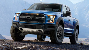 Ford F-150 Raptor Has Already Proven Itself in Series of Tests [VIDEO]