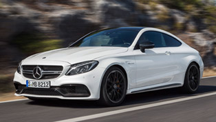 2017 amg c63 coupe will fight for the sportiest c-class model prize