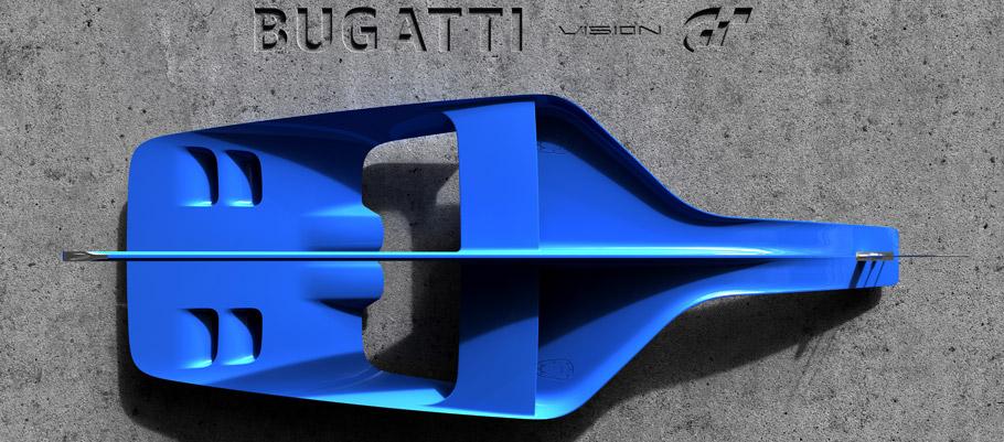 Bugatti Vision Gran Turismo First Teaser