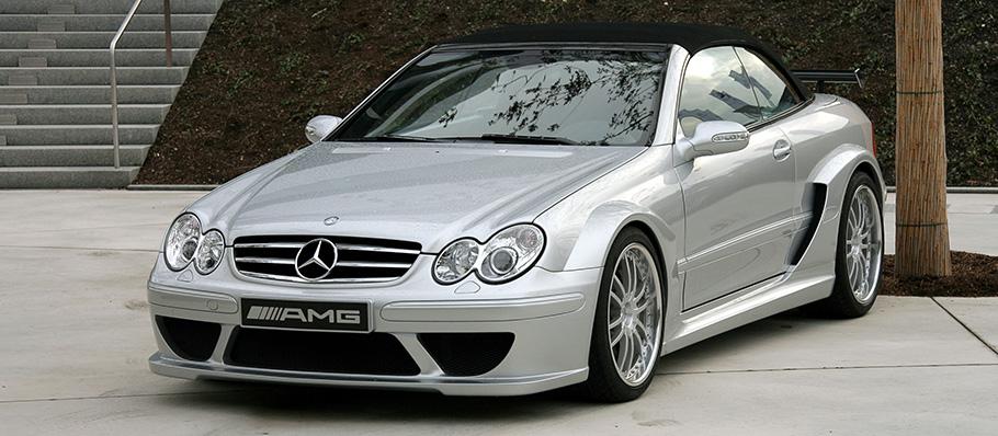 Mercedes-Benz CLK DTM Cabriolet