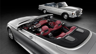 Mercedes-Benz Announces New S-Class Cabriolet. To be Revealed in Frankfurt
