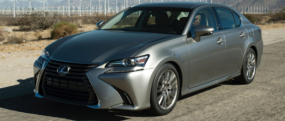Lexus GS 200t US Specification