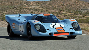 the good ol' porsche 917k will get back on the track!