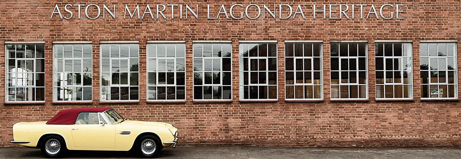 2015 Aston Martin Provanence Program