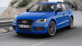 2015 Audi SQ5 TDI Shows Further Details