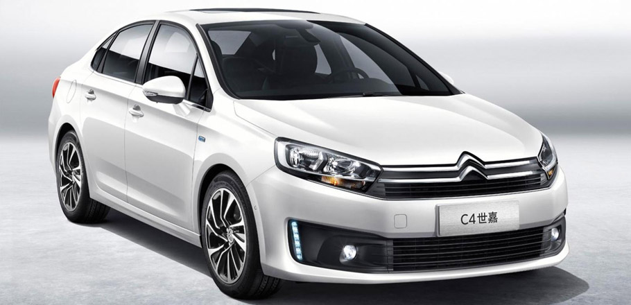 2015 Citroen C4 Saloon Will Be Soon Uveiled And Will Soon Rule Over