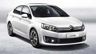 2015 Citroen C4 Saloon Will Conquer the Chinese Roads