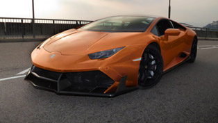dmc develops stage 4 program for lambo huracan that gives it 1088hp!