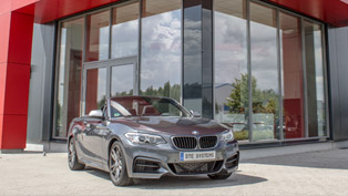 Another BMW M235i Cabriolet Project Mightier than its Stock Brother