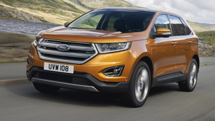 2015 Ford Edge And What it Has to Offer