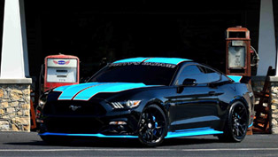 Petty's Garage Ford Mustang GT to be Auctioned with Proceeds Going to Veterans
