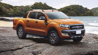 Ford Ranger Wildtrack will debut at 2015 FIAA