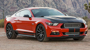 2015 shelby mustang was granted with incredible upgrades