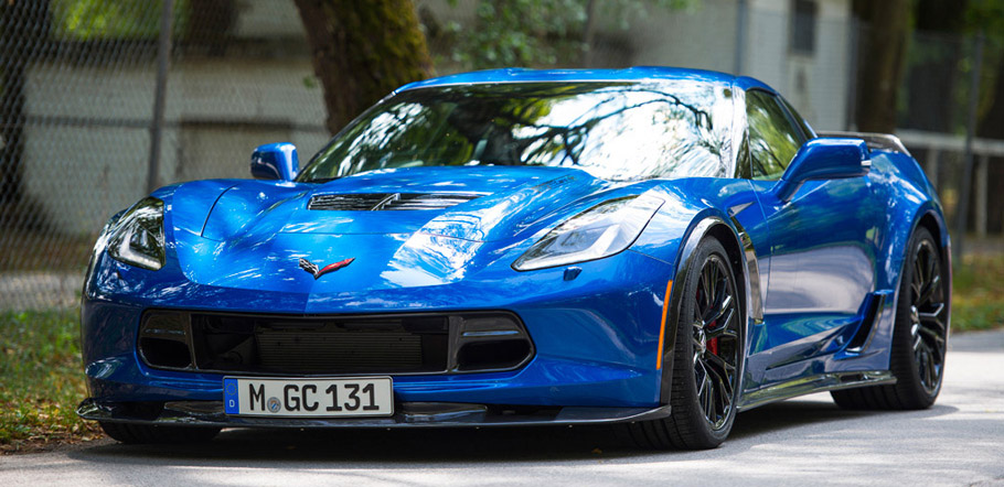 Geigercars Created The Most Powerful Chevy Corvette Z06 Ever