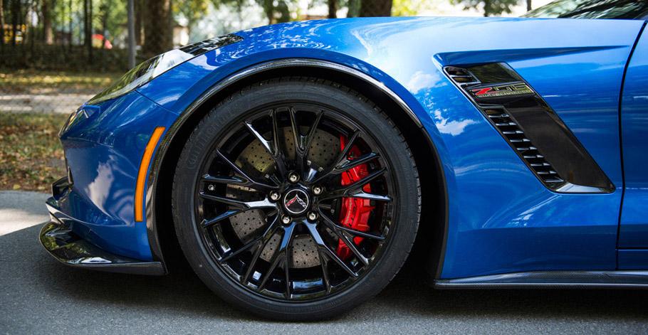 GeigerCars.de Chevrolet Corvette Z06 Front Wheels
