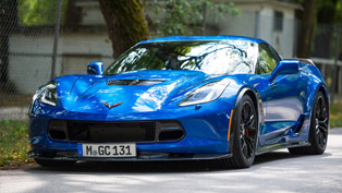 GeigerCars.de Created The Most Powerful Chevy Corvette Z06 Ever!