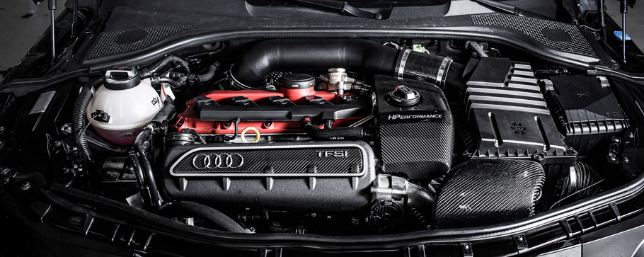 HPerformance Audi TT RS Clubsport Engine