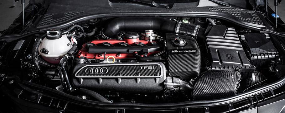 HPerformance Audi TT RS Clubsport Engine