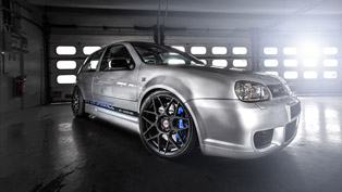 HPerformance and HPA Motorsports Create One-Off Volkswagen Golf R32