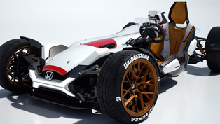 Honda Project 2&4 Will Debut at 2015 FIAA
