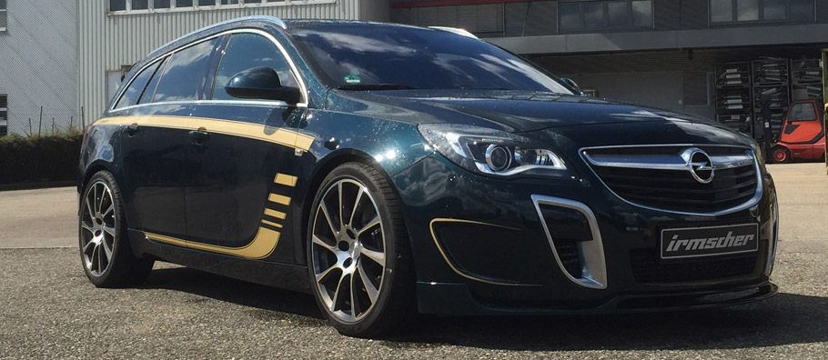 Irmscher Opel Insignia is3 Bandit Front view