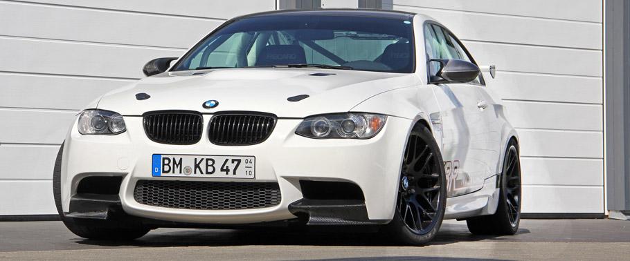 KBR Motorsport BMW E92 M3 Clubsport Front View