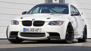 KBR Motorsport and the Fierce BMW M3 Clubsport
