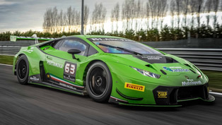 Lambo Huracan GT3 Is Ready For The Next Challenge!
