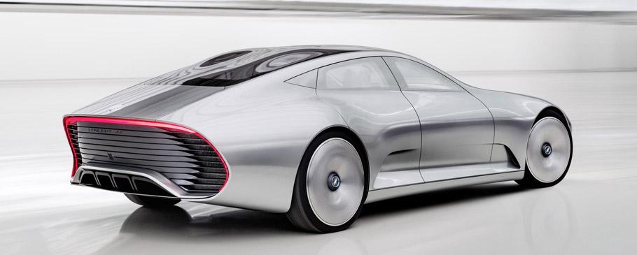 Mercedes-Benz Concept IAA - Style